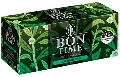 зеленый  чай, 25 пакетиков